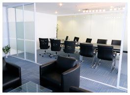 Fully Equipped Meeting Room in Bangkok's CBD