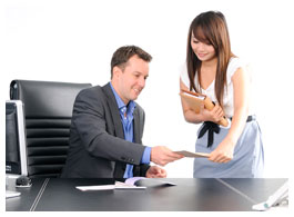 Meet your very own secretaries